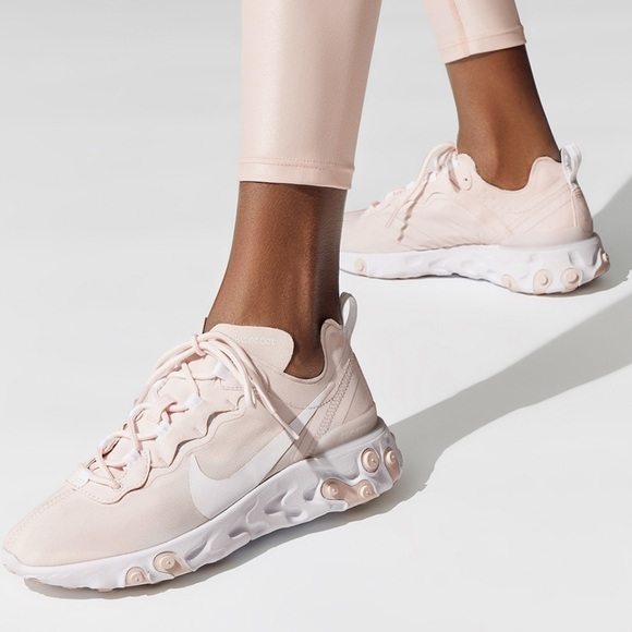 Nike Shoes | Nike React Element 55 Pale